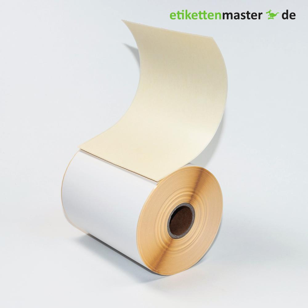 105 x 152,4 mm, Thermodirekt, Rolle, Kern 25,4 mm, 350 Etiketten
