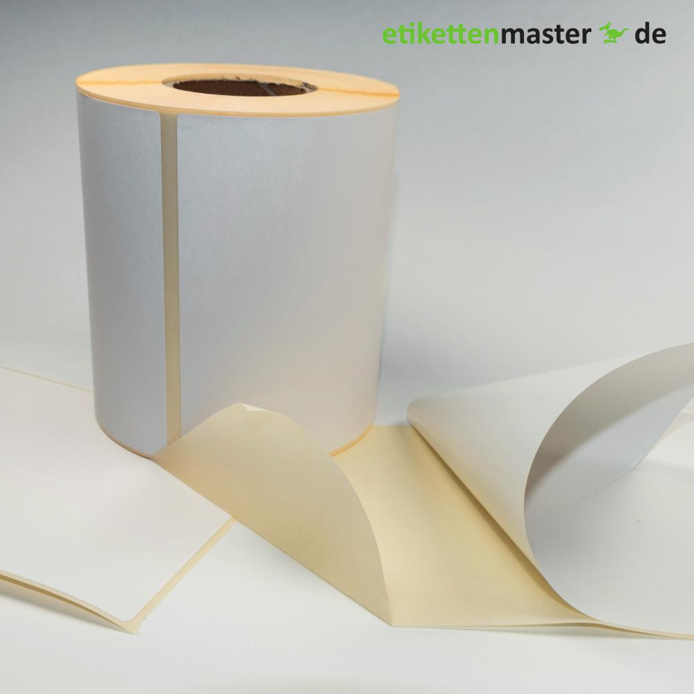 103 x 199 mm, Thermodirekt, Rolle, Kern 40,5 mm, 250 Etiketten, Palettenkarton