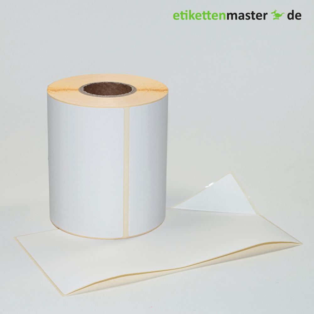 103 x 199 mm, Thermodirekt, Rolle, Kern 40,5 mm, 250 Etiketten, 12 Rollen/Karton
