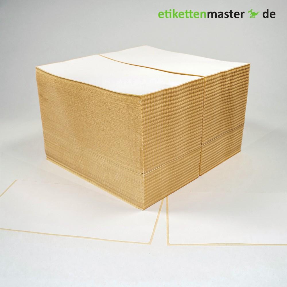 103 x 199 mm, Thermodirekt, Stapel, 2.000 Etiketten