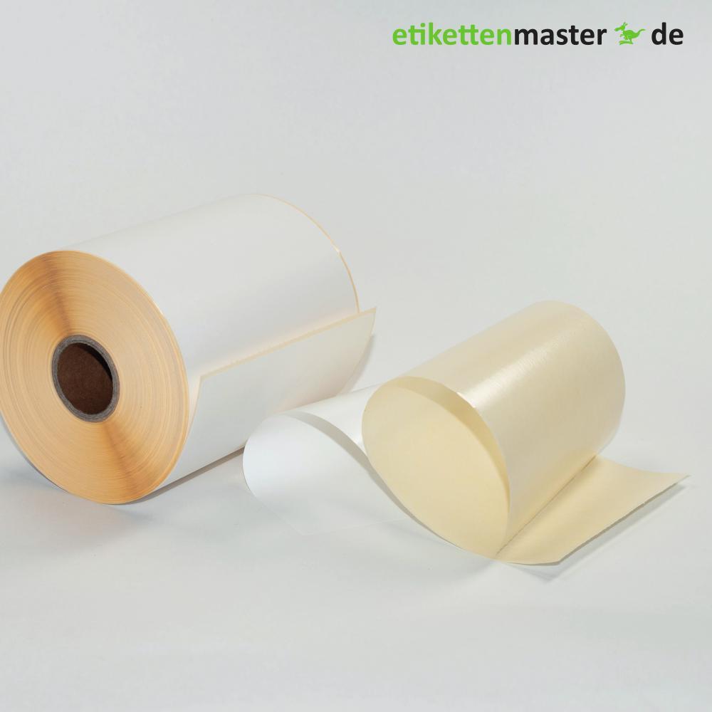 103 x 199 mm, Thermodirekt, Rolle, Kern 25,4 mm, 250 Etiketten, Palettenkarton